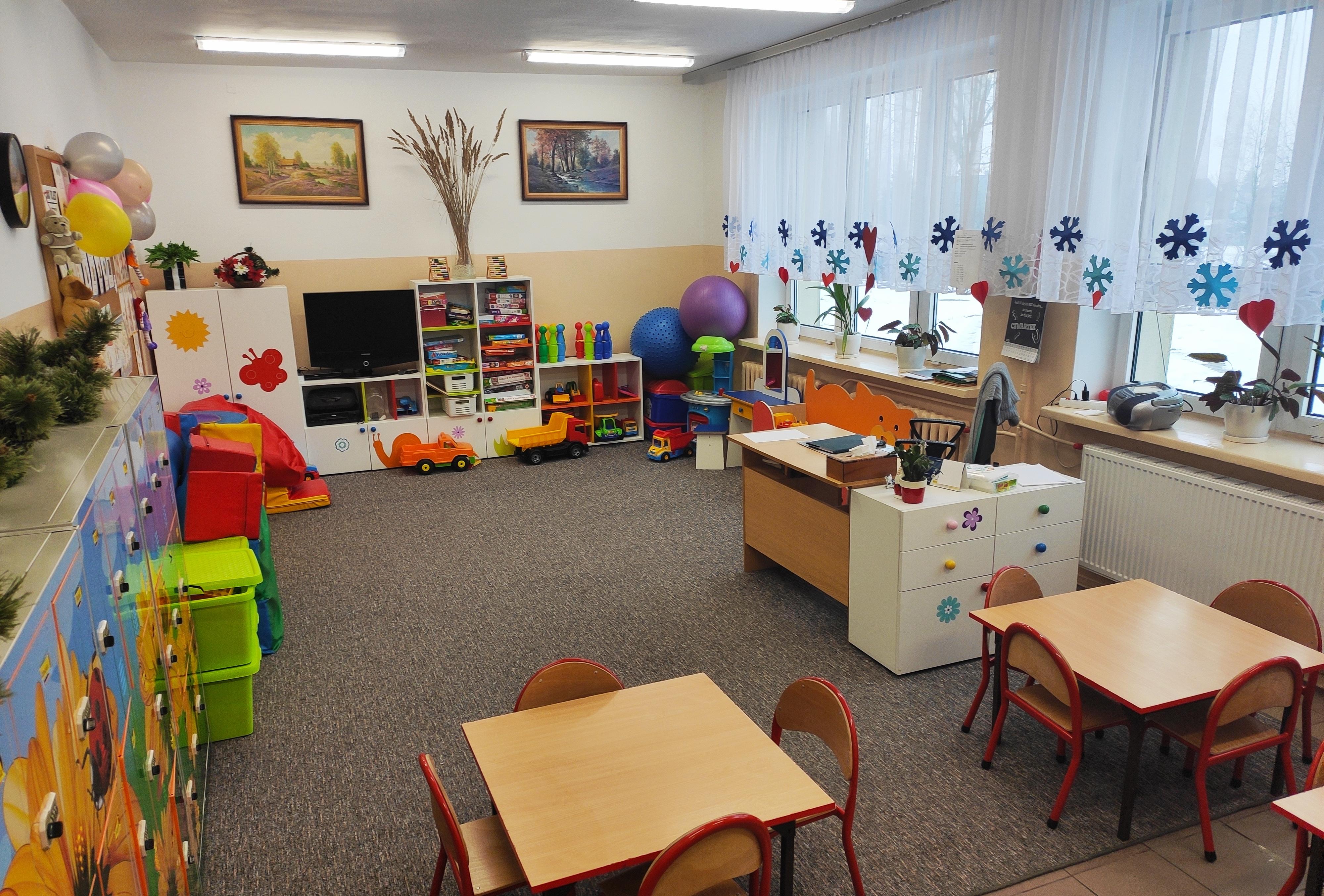 sala przedszkolna 0